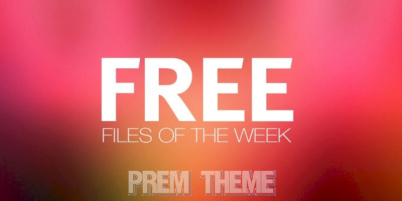 Moving To 4 Free Files Of The Week
